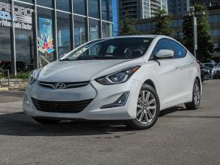 Used 2014 Hyundai Elantra GLS A/T MOOROOF/ LOW KM for sale in Scarborough, ON