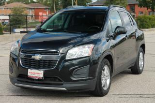 Used 2013 Chevrolet Trax 1LT CERTIFIED for sale in Waterloo, ON