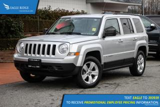 Used 2012 Jeep Patriot Sport/North Satellite Radio, A/C, CD Player for sale in Coquitlam, BC
