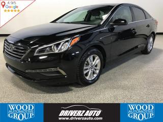 Used 2015 Hyundai Sonata GLS REARVIEW CAMERA, HEATED SEATS, BLUETOOTH for sale in Calgary, AB