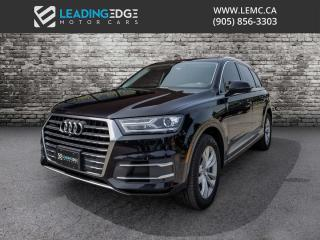 Used 2017 Audi Q7 3.0T Progressiv Audi CPO Extended Warranty inlcuded! for sale in Woodbridge, ON