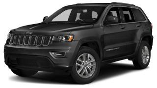 New 2018 Jeep Grand Cherokee Laredo for sale in Surrey, BC