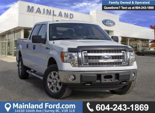 Used 2013 Ford F-150 XLT *LOCALLY DRIVEN* for sale in Surrey, BC
