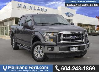 Used 2015 Ford F-150 XLT *ACCIDENT FREE* *LOCALLY DRIVEN* for sale in Surrey, BC