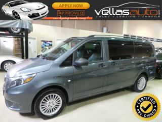 Used 2018 Mercedes-Benz Metris 8 PASSENGER| NAVI| P/DOORS| LEATHER for sale in Vaughan, ON