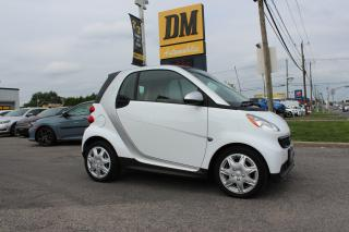 Used 2015 Smart fortwo Pure Grp électrique for sale in Salaberry-de-valleyfield, QC