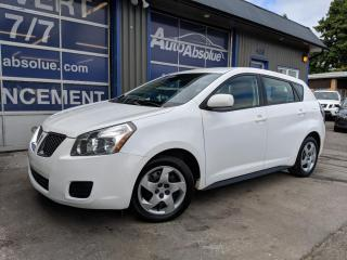 Used 2009 Pontiac Vibe A/c + Cruise for sale in Boisbriand, QC