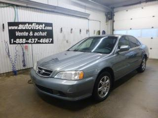 Used 2001 Acura TL 3.2 for sale in St-raymond, QC