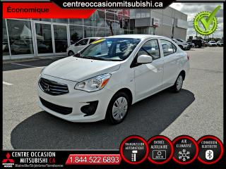 Used 2017 Mitsubishi Mirage G4 ES, AUTO, AIR CLIM, BLUETOOTH for sale in St-jérôme, QC