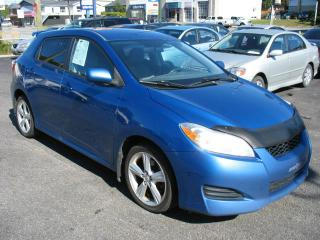 Used 2009 Toyota Matrix XR for sale in Quebec, QC