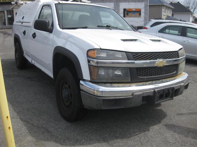 2006 Chevrolet Colorado RWD 5cyl AC Service Cap