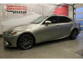 Used 2014 Lexus IS 350 AWD for sale in Lévis, QC