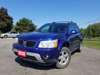 Used 2006 Pontiac Torrent 4DR FWD for sale in Mississauga, ON