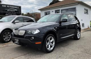 Used 2010 BMW X3 30i AWD 30i PANO ROOF LEATHER NO ACCIDENT for sale in Mississauga, ON