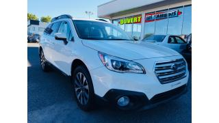 Used 2017 Subaru Outback 3.6R Ltd for sale in Lévis, QC