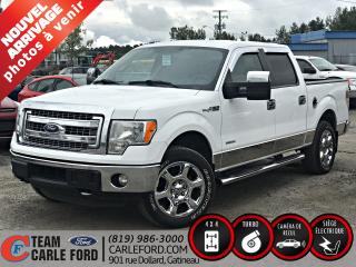 Used 2014 Ford F-150 Ford F-150 XLT 2014, bluetooth, caméra d for sale in Gatineau, QC