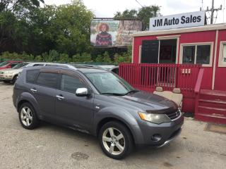 Used 2008 Mitsubishi Outlander XLS for sale in Toronto, ON