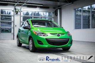 Used 2011 Mazda MAZDA2 GX CHEZ RIMOUSKI for sale in Rimouski, QC