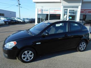 Used 2008 Hyundai Accent L for sale in Québec, QC