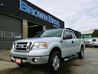 Used 2008 Ford F-150 XLT, LOCAL, ACCIDENT FREE, XTR PKG for sale in Surrey, BC