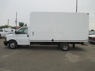 Used 2018 GMC Savana 3500 16 FT.UNICELL BODY. for sale in London, ON