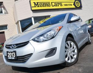 Used 2013 Hyundai Elantra GLS! LOW KMS! ONLY $ for sale in St. Catharines, ON