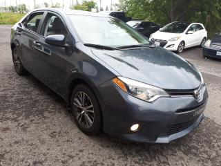 Used 2016 Toyota Corolla LE With Sunroof for sale in Stittsville, ON