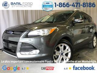 Used 2016 Ford Escape Titanium for sale in St-hyacinthe, QC