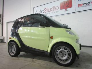 Used 2006 Smart fortwo Coupé 2 portes Pure **CDI**AUTOMATIQUE** for sale in Mirabel, QC