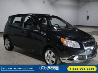 Used 2011 Chevrolet Aveo LT A/C GR ELECT TOIT for sale in Vaudreuil-Dorion, QC