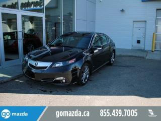 Used 2014 Acura TL SE for sale in Edmonton, AB