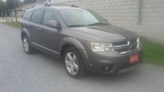 Used 2012 Dodge Journey Crew for sale in Beaverton, ON