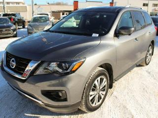 New 2018 Nissan Pathfinder SL Premium 4dr 4WD Sport Utility for sale in Edmonton, AB