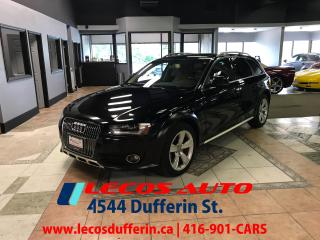 Used 2014 Audi Allroad Technik for sale in North York, ON