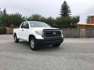 Used 2017 Toyota Tundra SR for sale in Surrey, BC