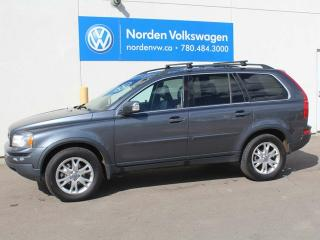Used 2008 Volvo XC90 XC90 - HEATED LEATHER / POWER SUNROOF / ALL WHEEL DRIVE for sale in Edmonton, AB