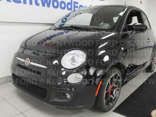 Used 2014 Fiat 500 Sport FWD for sale in Edmonton, AB