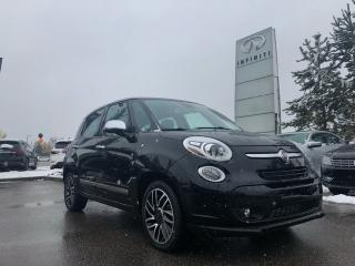 Used 2014 Fiat 500 L LOUNGE/NAVIGATION/HEATED SEATS/BACK UP CAMERA for sale in Edmonton, AB