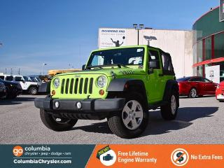 Used 2013 Jeep Wrangler SPORT for sale in Richmond, BC