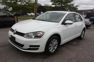 Used 2015 Volkswagen Golf TRENDLINE | TSI | BLUETOOTH for sale in Toronto, ON