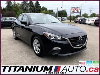 Used 2015 Mazda MAZDA3 Air Conditioning-BlueTooth-Push Button Start-Sky- for sale in London, ON