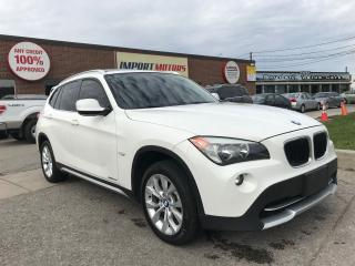 Used 2012 BMW X1 28i, Navigation for sale in North York, ON