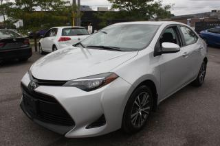 Used 2018 Toyota Corolla LE | BACKUP | SUNROOF | ALLOY WHEEL for sale in Toronto, ON