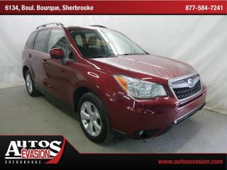 Used 2014 Subaru Forester 2.5i Touring AWD for sale in Sherbrooke, QC