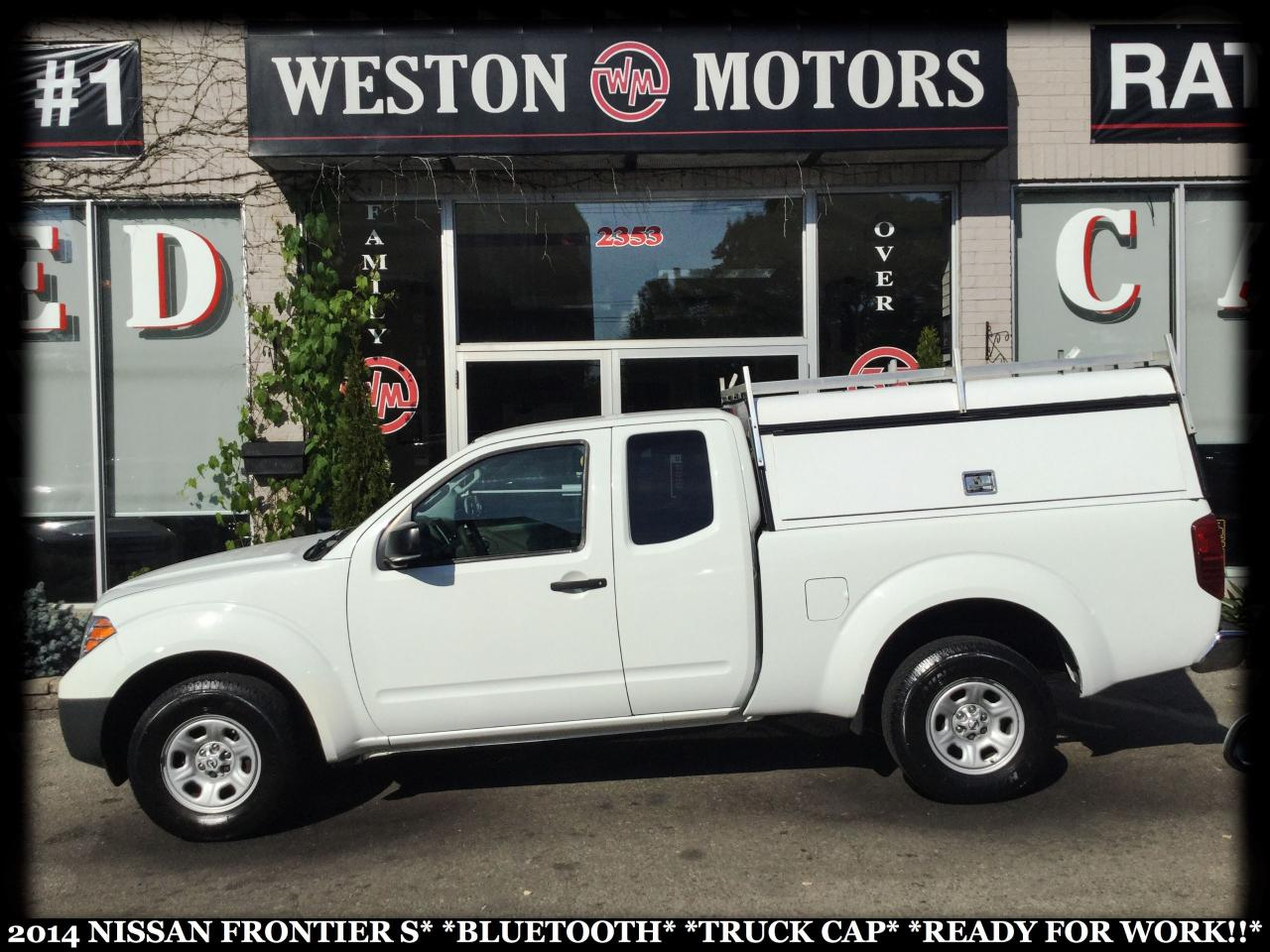 Used 2014 Nissan Frontier Sbluetoothtruck Capready For Work