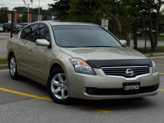 Used 2009 Nissan Altima 2.5 SL for sale in Mississauga, ON