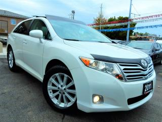 Used 2011 Toyota Venza XLE AWD | LEATHER.PANORAMIC | BACK UP CAMERA for sale in Kitchener, ON