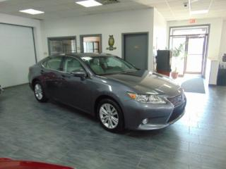Used 2013 Lexus ES 350 Sièges Ch., Radio for sale in Châteauguay, QC