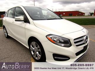 Used 2015 Mercedes-Benz B-Class B250 - 2.0L - FWD for sale in Woodbridge, ON