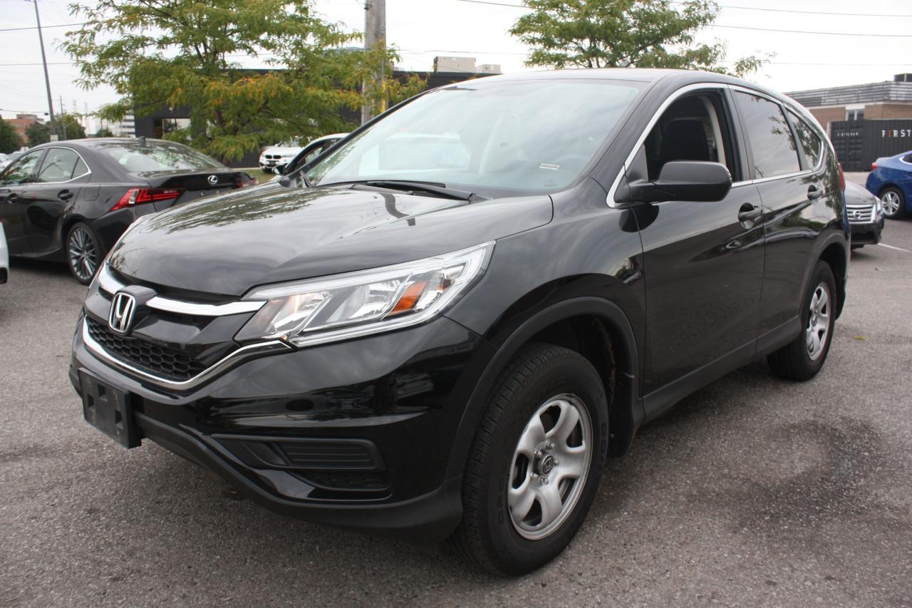 Photo of Black 2015 Honda CR-V